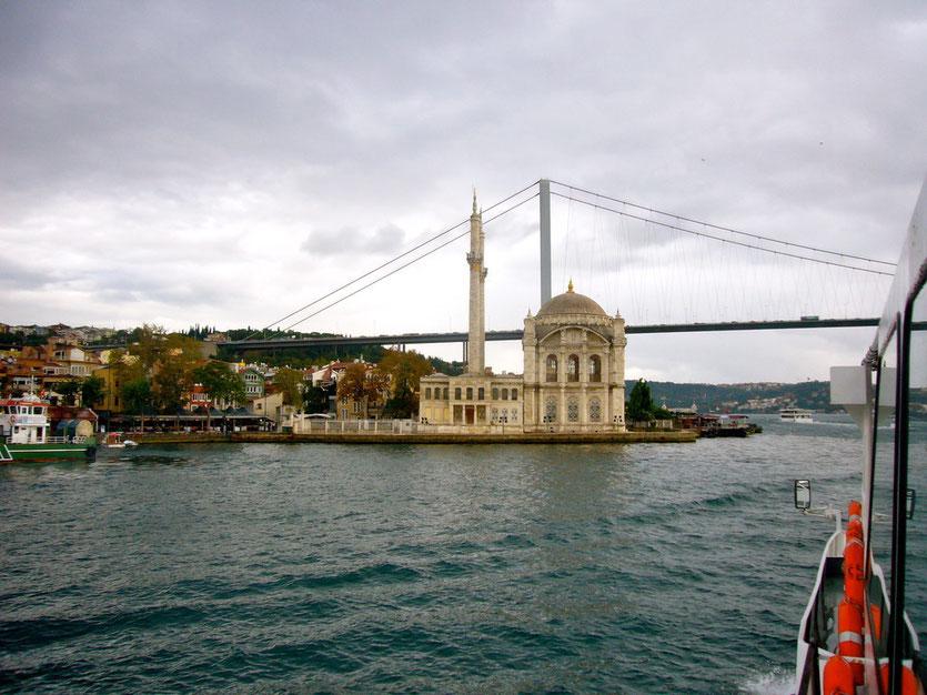 Bosporus Boat trip Istanbul