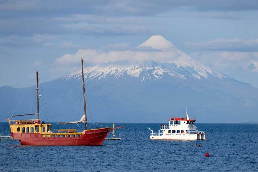 Puerto Varas und der schönste aller Vulkane Osorno