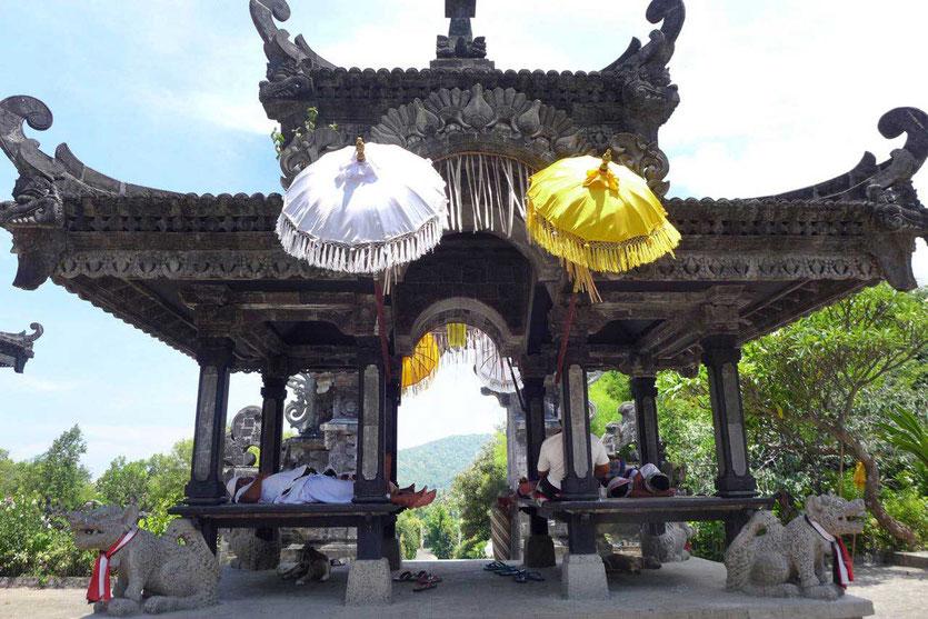 Bali im ruhigen Norden, Pura Melanting Tempel (Pemuteran)