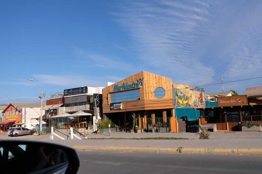 Fischrestaurants zwischen La Serena und Coquimbo
