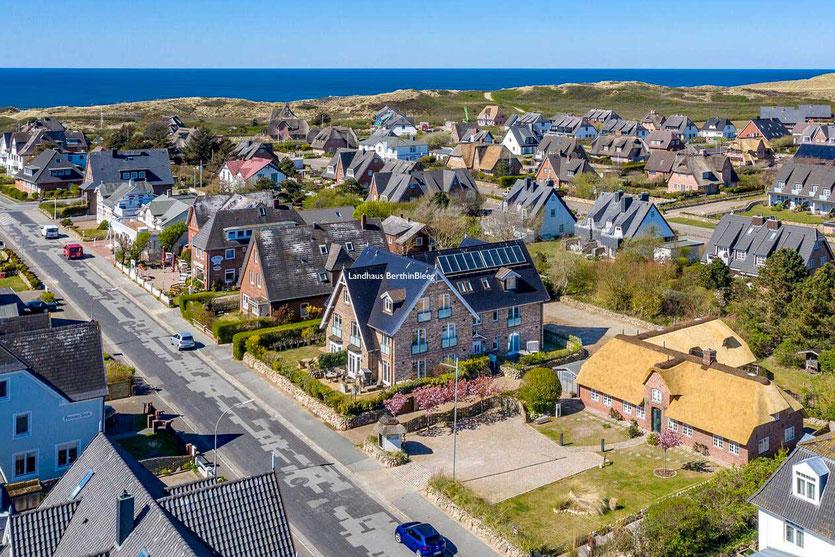 Wenningstedt Landhaus BerthinBleeg Apartments