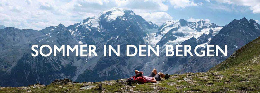 Sommer in den Bergen - die schönsten Wanderungen