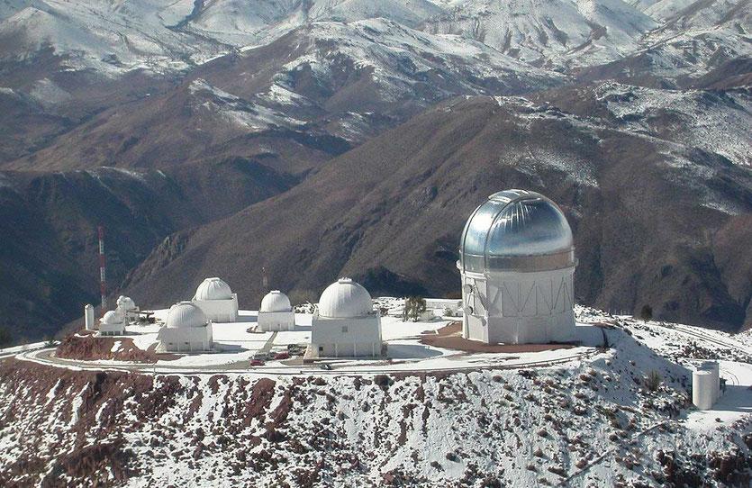 Observatorium Tololo Chile