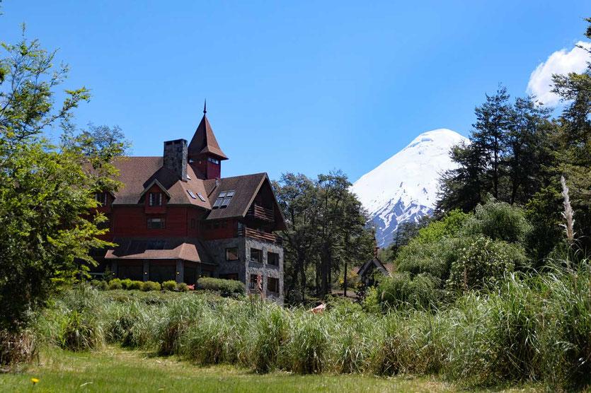 Petrohue Lodge Todos los Santos See