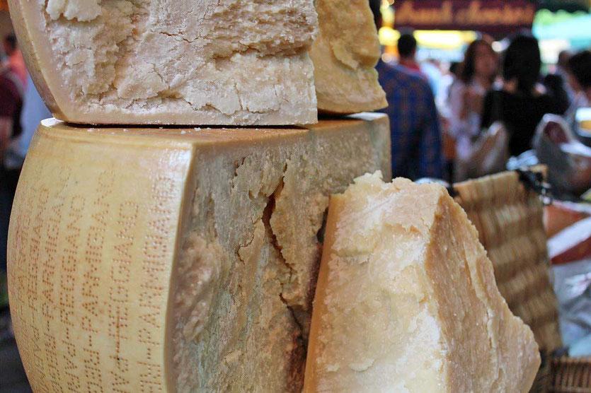 Mercato Markt von La Spezia