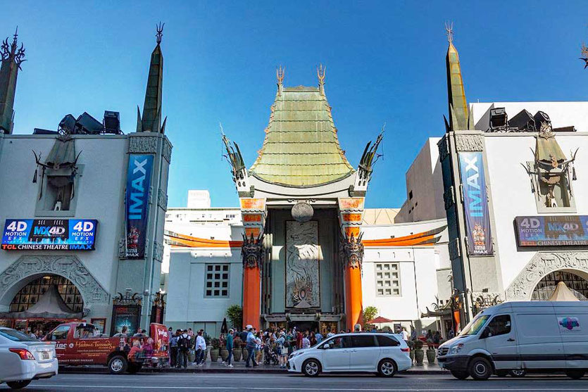 TCL Grauman's Chinese Theatre Los Angeles