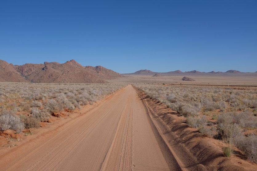 D707 Traumstrasse durch die Namib, Namibia