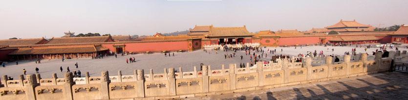 vorbidden city, verbotene stadt peking