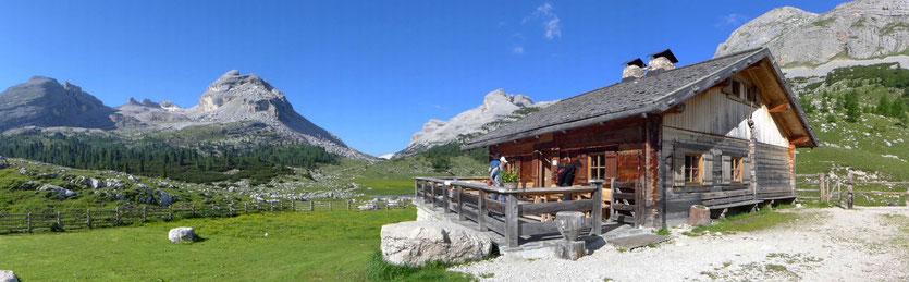 Dolomiten Cortina d'Ampezza Fanesgruppe