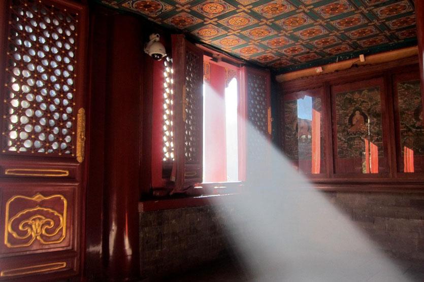 lama tempel peking