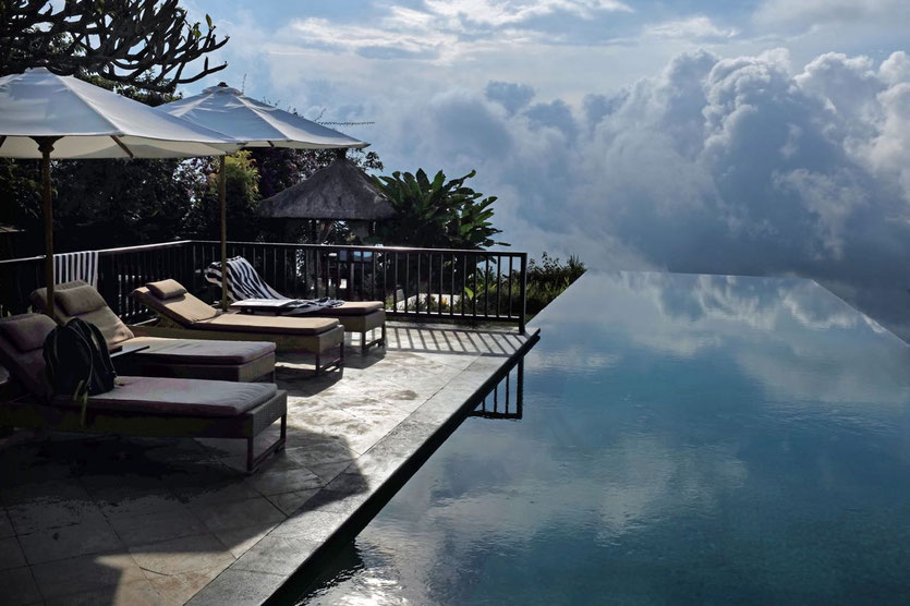 best Infinity Pool Bali Nord Munduk eco resort