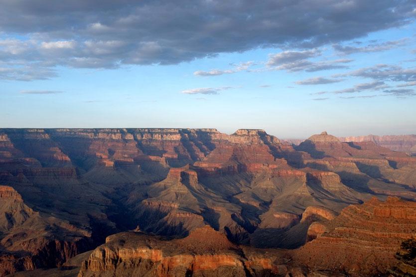 Sonnenuntergang Grand Canyon Sunset Yaki Point