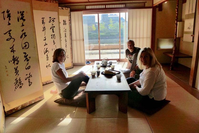Kyoto best Machiya Stay Iori Vermietung historisches Kyoto Haus zentrale Lage