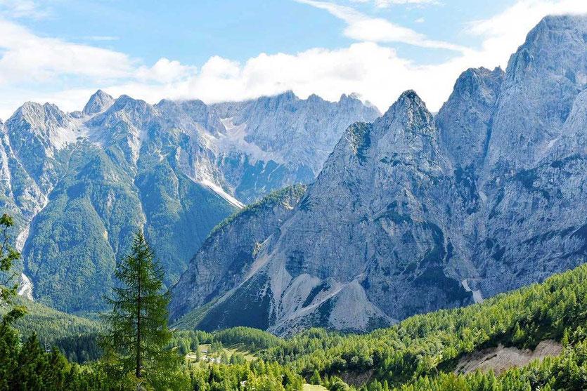 Sloweniens Julische Alpen