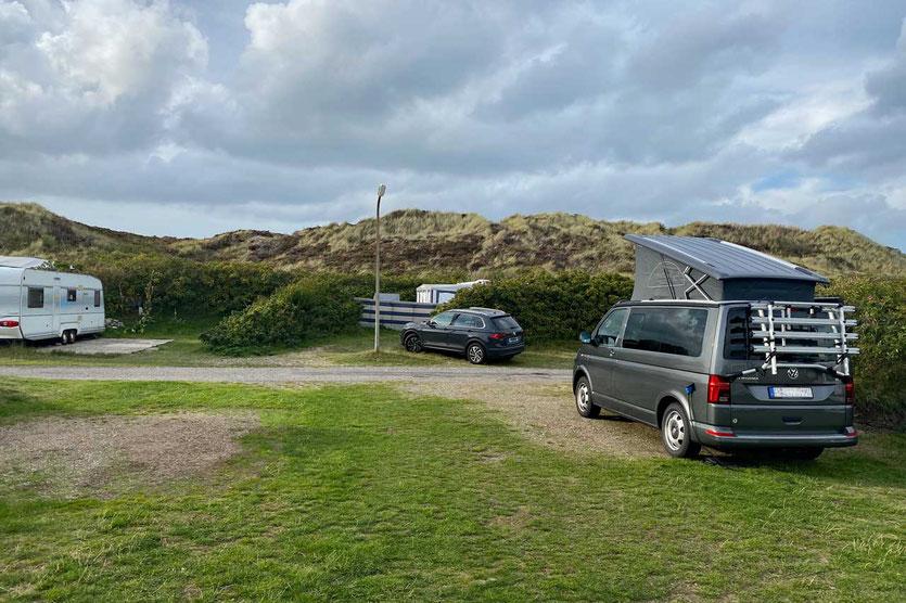 Campingplatz Sylt mit dem Wohnmobil