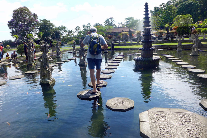 Schwimmen Pools Wasserpalast Bali Osten