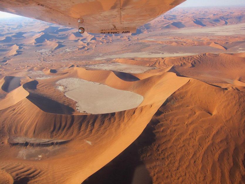 Sossusvlei Big Daddy Düne, Namibia