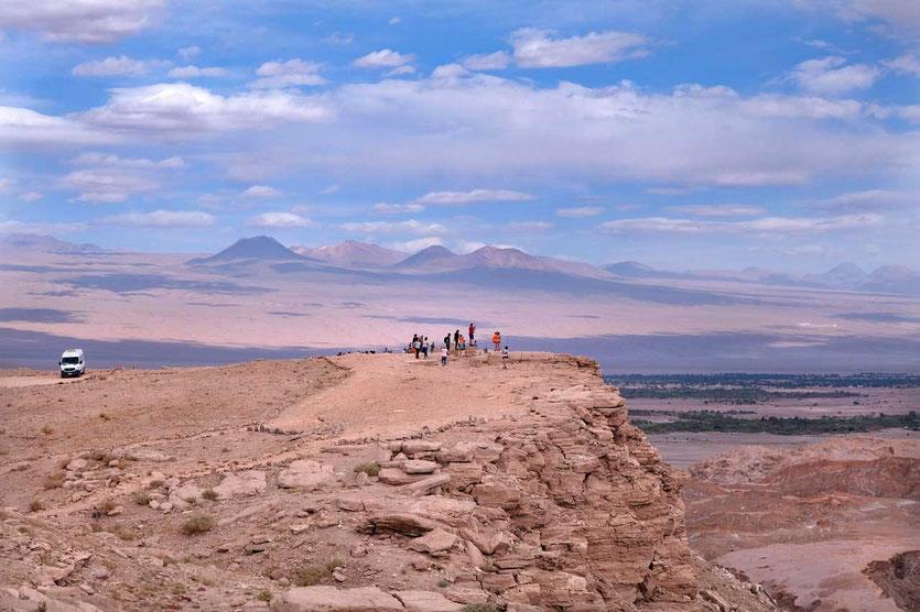 Mirador 'Piedra del Coyote' (Kari) Valle de la Luna Atacama
