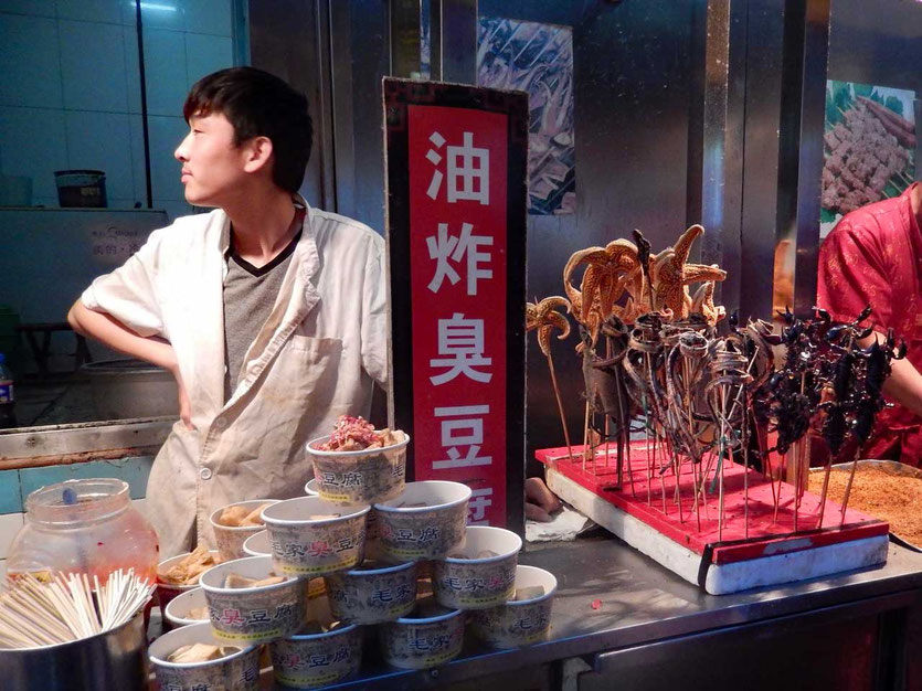 Beijing Night Markets