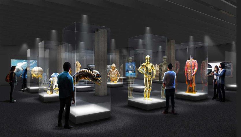 Oscar Museum Academy Museum Los Angeles