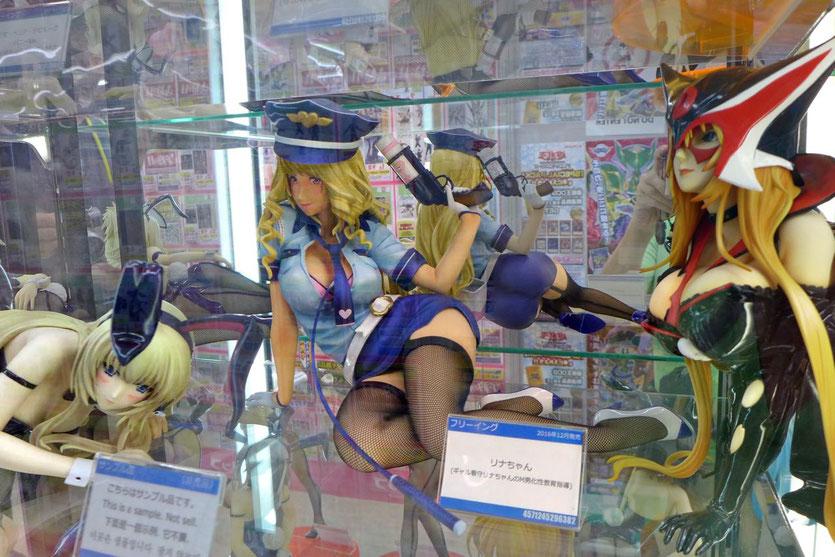 Manga Store shops Tokyo Reisebericht Tokio Blog