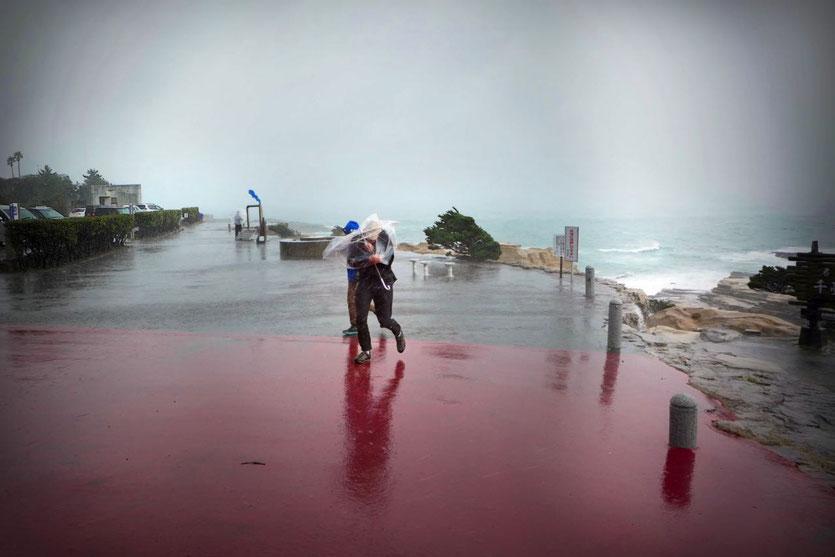 Wakayama Sehenswürdigkeit Sightseeing Japan am Meer