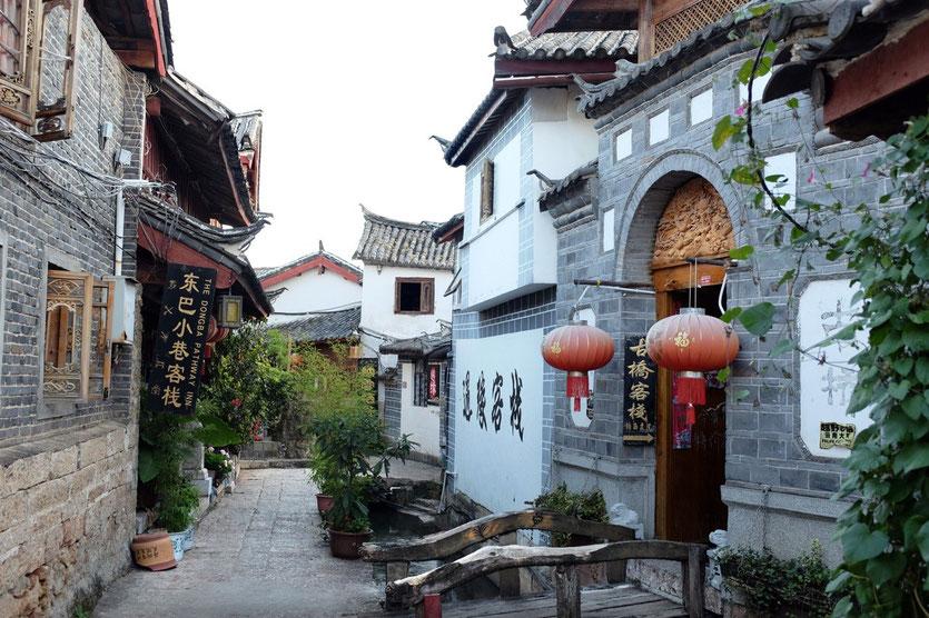 Lijiang Altstadt, Lijiang Old Town