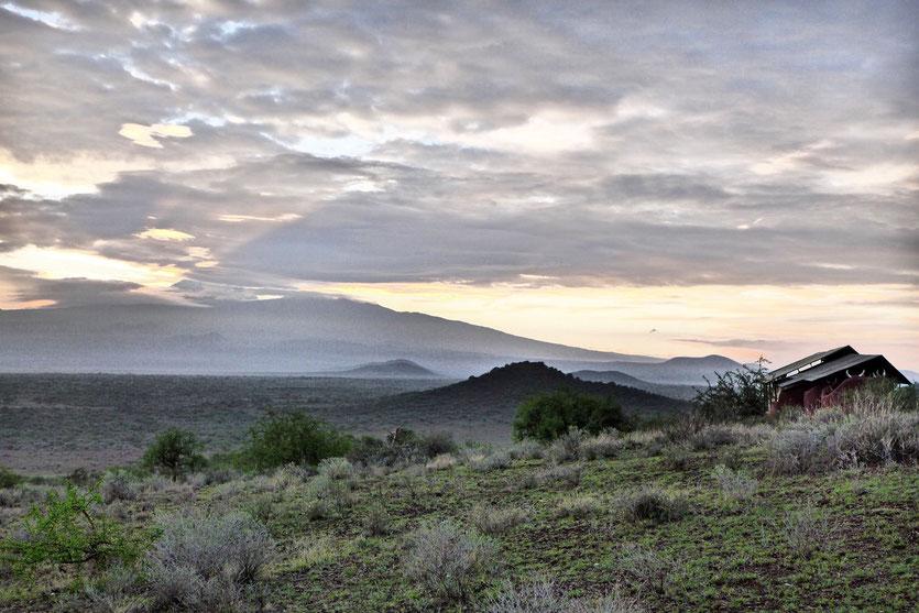 Shu'mata Camp am Kilimanjaro Tansania shumata camp