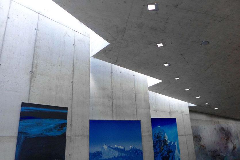 Besuch Bergmuseum Reinhold Messner Mountain Museum Sulden