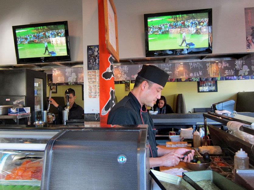 Restaurant Tipp Santa Monica Los Angels, Hikari Sake House