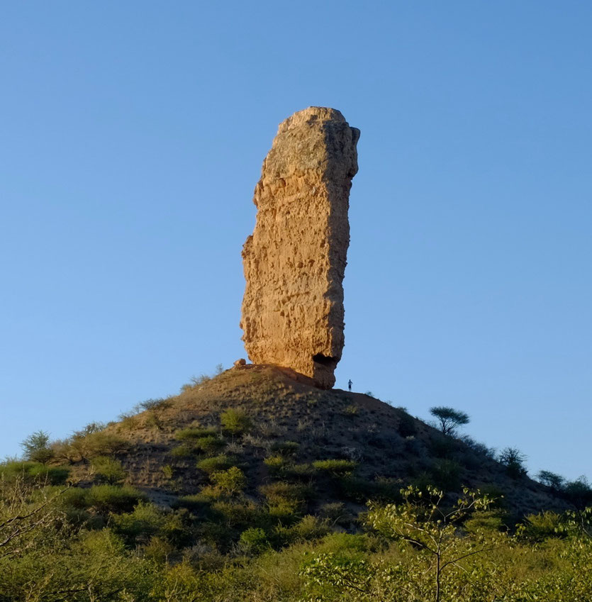 Der Vingerklip, Namibia