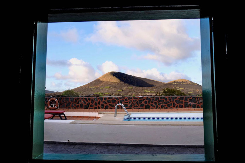 Casa Diama Vineyard Finca Apartment with Pool in La Geria Lanzarote