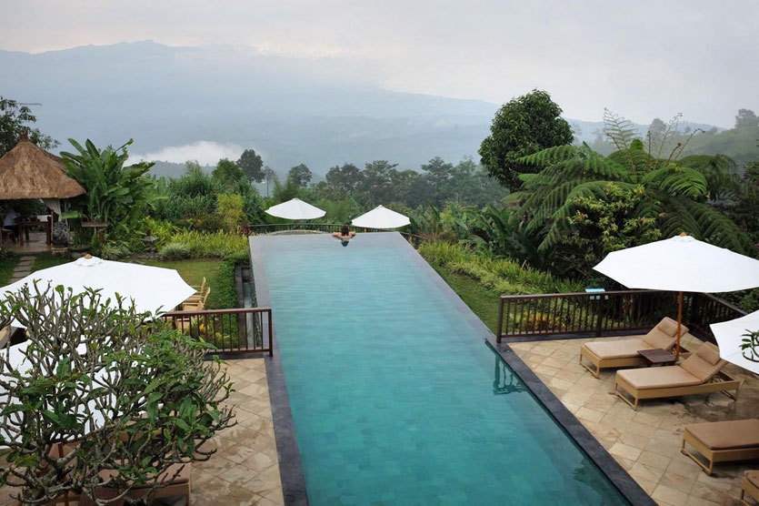 Munduk Moding Plantation Bali mountain resort
