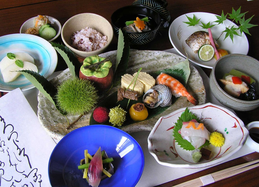 Tipp Kaiseki Restaurant Küche Kyoto