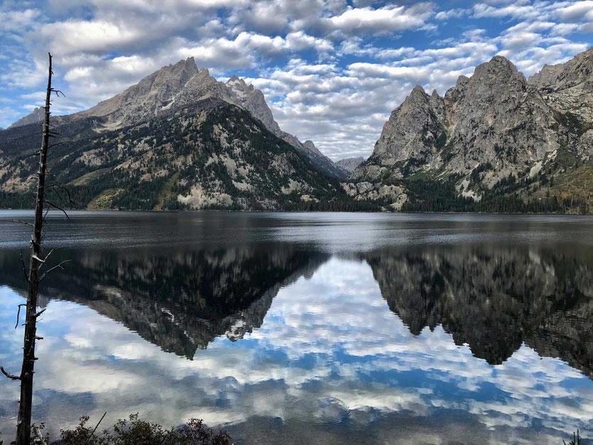 Jenny Lake Grand Teton Nationalpark