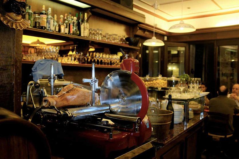 Slow-Food Trattoria Antico Calice, Venedig