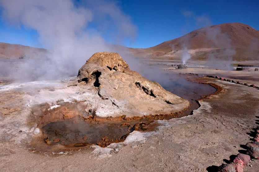 Geysire El Tatio Atacama