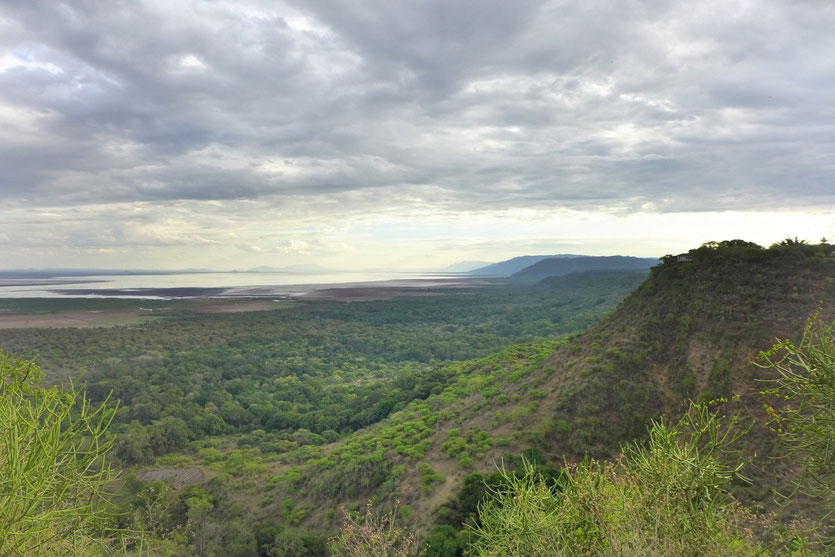best view point  Lake Manyara und National park tanzania