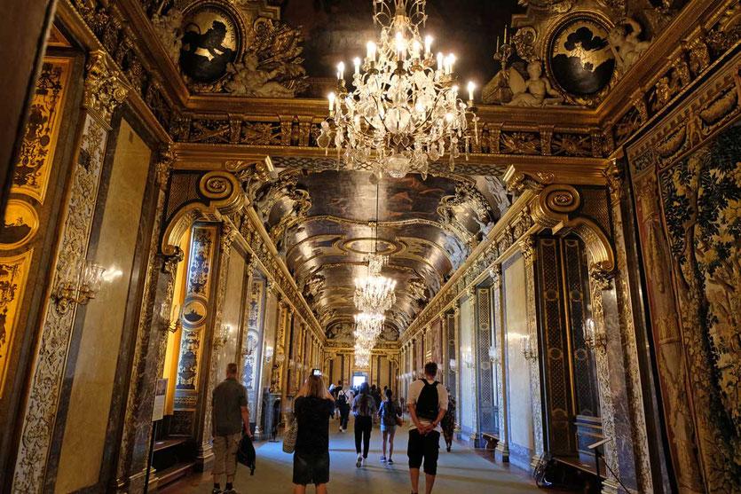 Schlossbesichtigung Stockholm