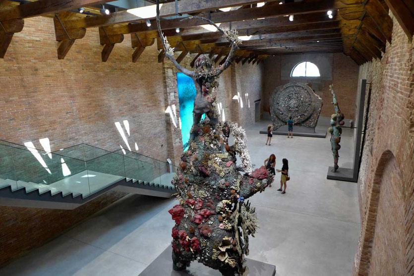 Punta della Dogena Museum Venedig