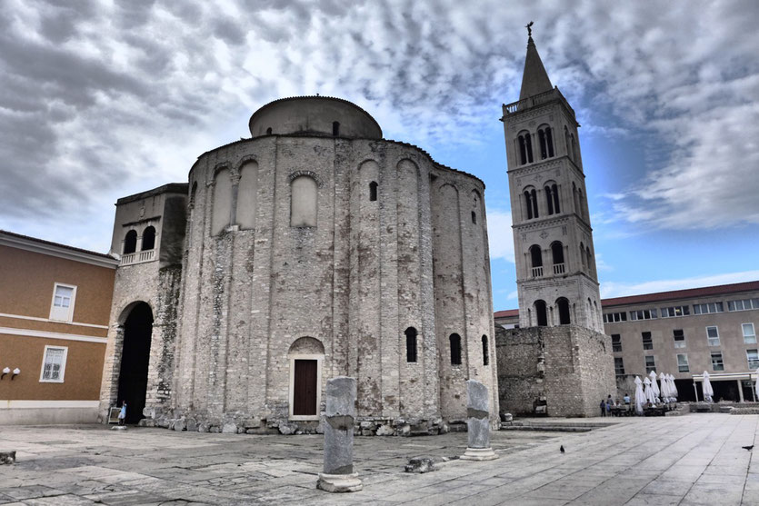 Church Sveti Donat Zadar Highlights