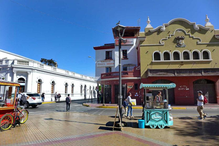 Altstadt von La Serena Chile