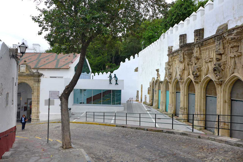 Altstadt Sanlúcar de Barrameda