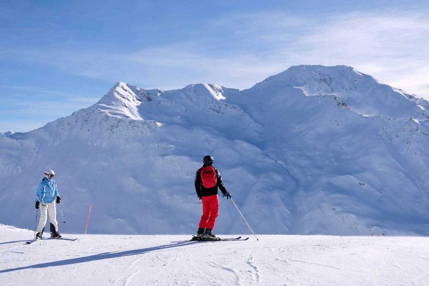 Ski Arena Andermatt Skigebiet Nätschen-Gütsch