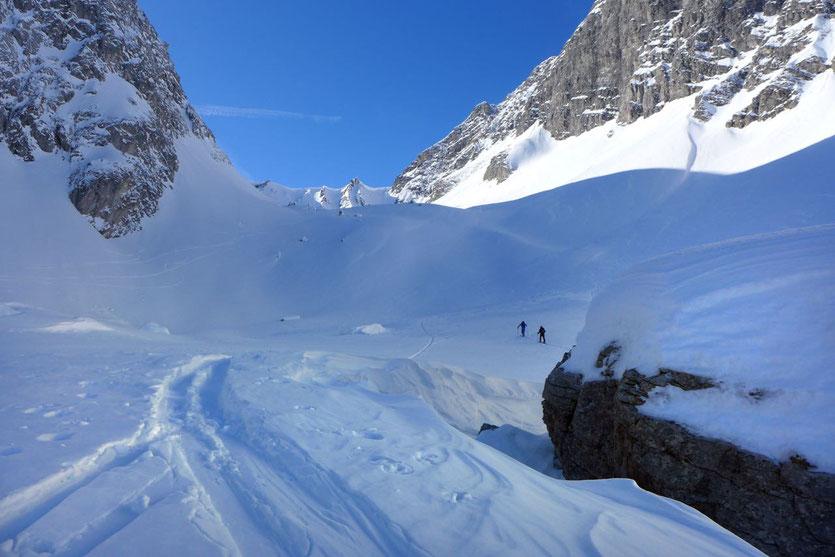 Skitour Felskarspitze Lungau - Salzburger Land
