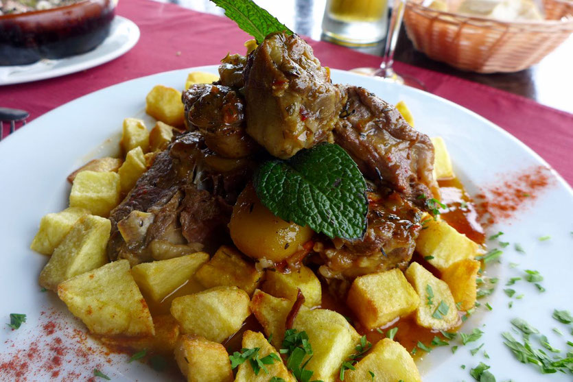 Mirador de Los Valles Restaurant Tipp Lanzarote Norden