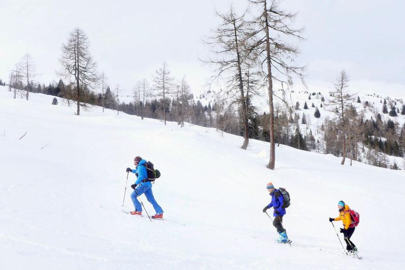 Skitour Teuerlnock - Lungau, Salzburger Land