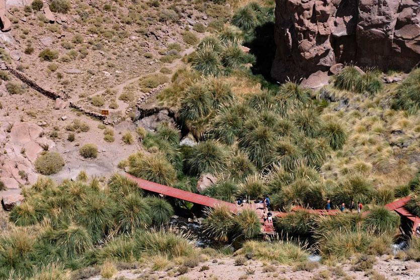 Termas Banos de Puritama Atacama