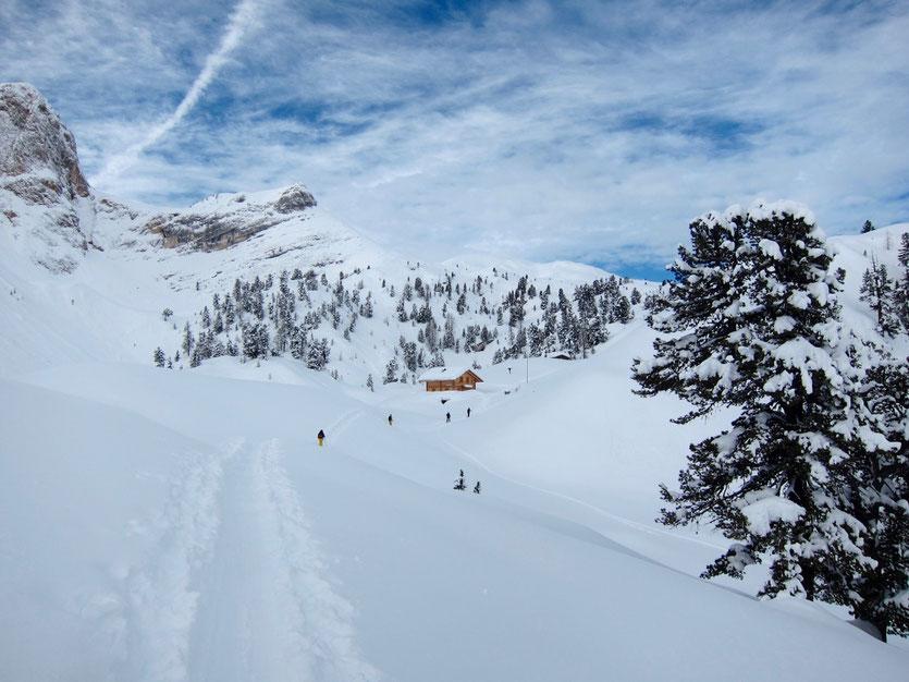 Bergführer Wintertouren Villgratental Össterreich schönste Skitour