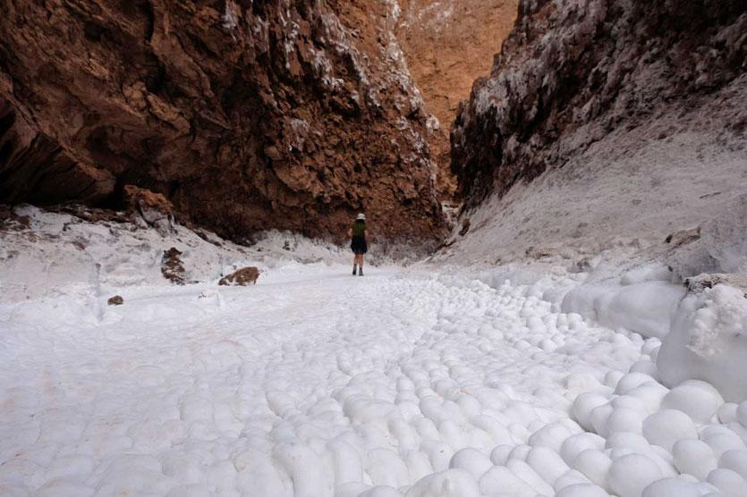 Kari Salz Canyon Valle de la Luna